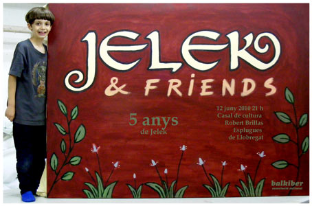 jelek & friends